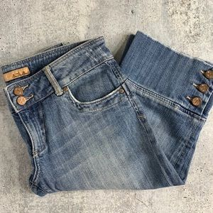 SEE THRU SOUL Denim Jeans Shorts Great Details
